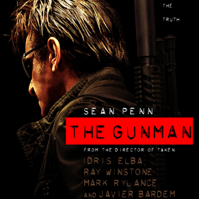 The Gunman Trailer